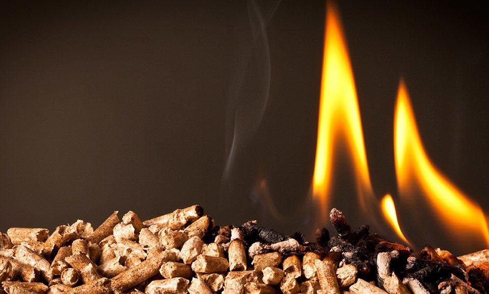 Pellet ekologiczne paliwo do piecy i kominków